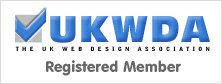UK web design association image