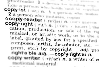 copyright on cheap websites