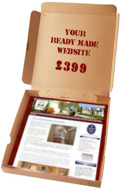 Ready made website box