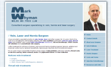 Mark Whyman Consultant Surgeon