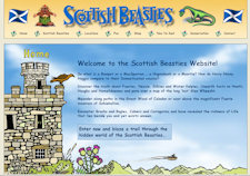 Scottish Beasties