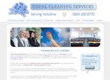 Yorkshire cleaners company