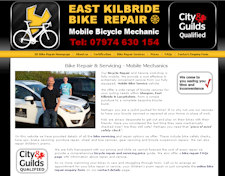 East Kilbride Mobile Bike Repair