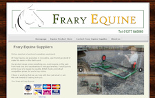 Equestrian website