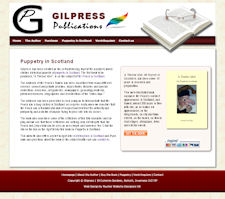 Puppetry in Scotland Website