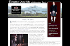 Scottish Plaid Kiilts