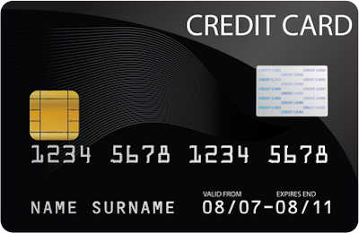 Ecommerce Website credit card