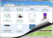 illustration of web pages to include